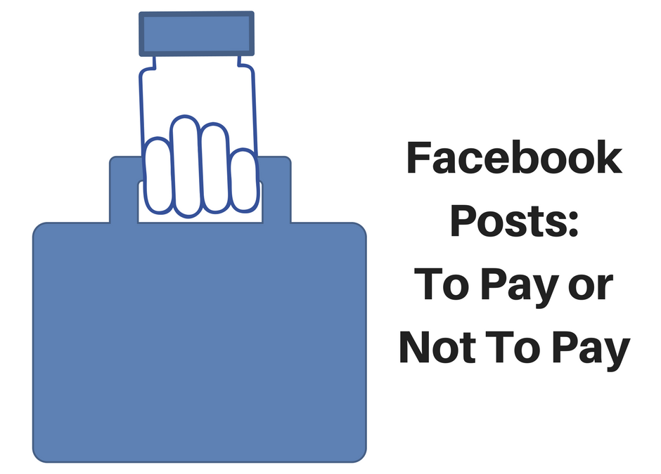 Facebook Posts: To Pay or Not To Pay